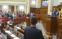 Порошенко о новой сессии Рады: Надеюсь на реформаторский потенциал