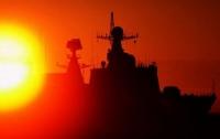 Три военных корабля России приблизились к границе Латвии