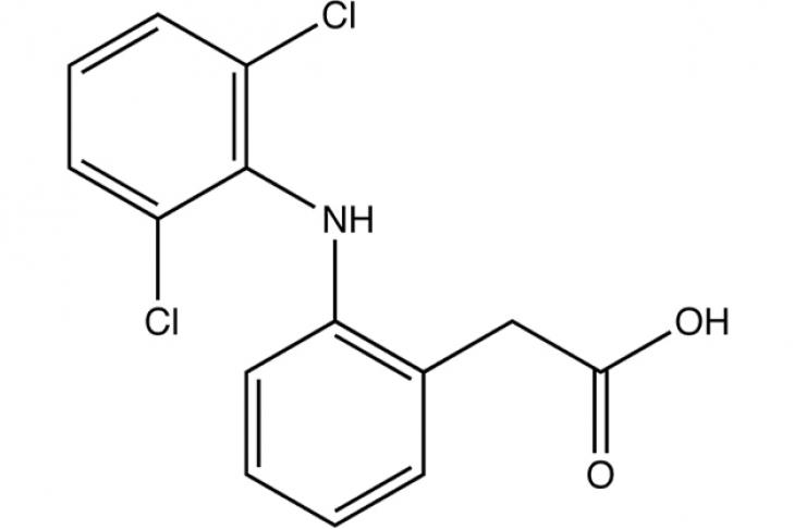 Диклофенак показал антираковые свойства