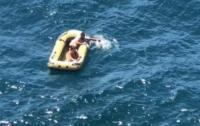Супружескую пару унесло в Черное море