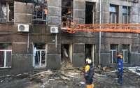 Что известно о пожаре в Одессе