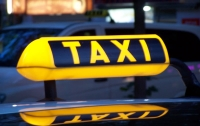 Такси на евробляхах попало в ДТП