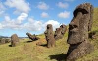 Археологи решили загадку каменных истуканов на острове Пасхи