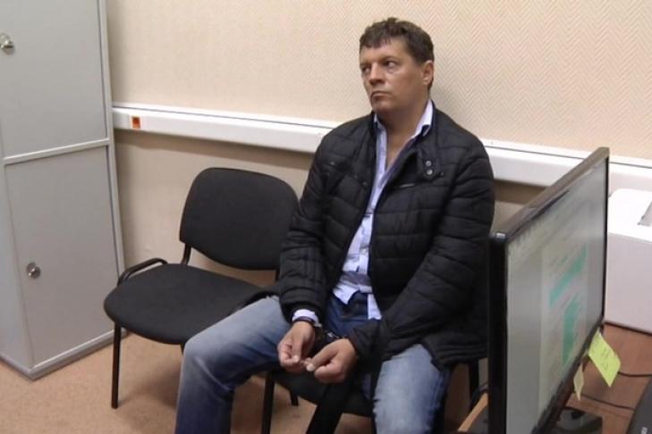 Юрист украинского шпиона обжаловал арест 03октября 2016 19:14