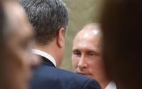Порошенко потребовал от президента России вывести войска