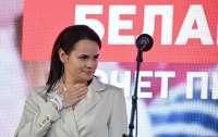 Тихановская считает, что Путин очень хочет видеть Беларусь демократичной и свободной страной