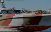 Новейший украинский катер появился в Азовском море