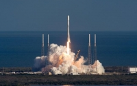 Ракета Falcon 9 проделала временную дыру в ионосфере Земли