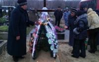 «Кровавого стрелка» Мазурка похоронили без отпевания и в открытом гробу