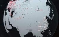 Смоделировано число жертв ядерных ударов на планете (видео)