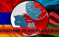 Азербайджан назвал число пострадавших среди мирных граждан при конфликте в Карабахе