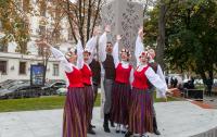 В Киеве появился кусочек Латвии