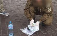 Нацгвардейца в Киеве задержали на взятке