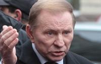Кучма назвал абсурдной идею введения визового режима с Россией