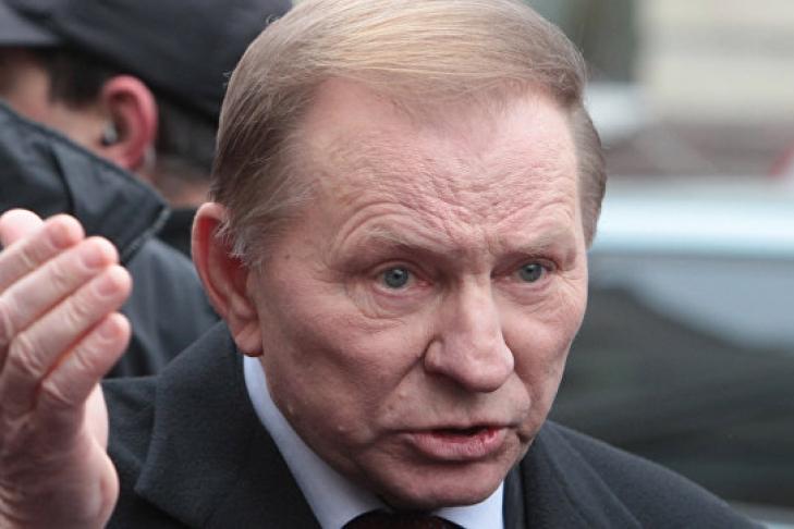 Кучма: Недай господь оставить замороженный конфликт наДонбассе