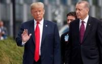 Эрдоган анонсировал возможную встречу с Трампом