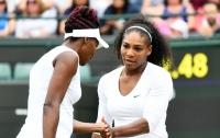 Серена Уильямс проиграла сестре на турнире в Индиан-Уэллсе