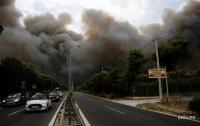 Украинцы от пожаров в Греции не пострадали, - МИД
