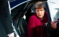 На Меркель совершено нападение