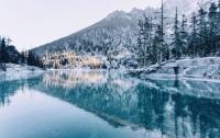 Невероятные зимние пейзажи (ФОТО)