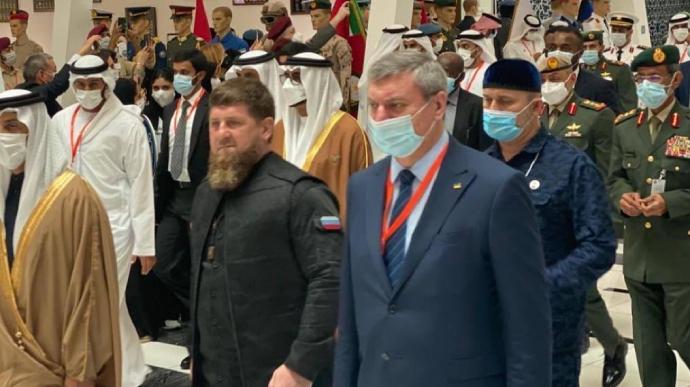 Кадыров нахамил украинскому Кабмину
