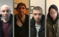 На Киевщине полицейские задержали банду воров