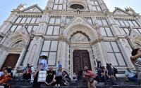 Камень во Флоренции убил туриста