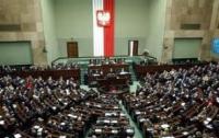 Сейм Польши не поддержит резонансное решение по ОУН-УПА