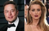 СМИ: Илон Маск и Эмбер Херд снова вместе