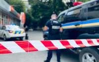 Под Киевом подрались полицейские: их разнимали коллеги (видео)