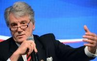 Ющенко заявил о насильственном возврате украинцев в XVII век