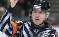 Хоккейного арбитра нашли с пробитой головой в аэропорту