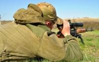 Снайпер ВСУ подстрелил командира боевиков: волонтер озвучил детали