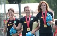 Украинские лучницы победили на ЧМ-2013