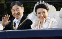Новый император Японии поужинает с богиней солнца