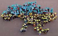 За год население Украины сократилось на сотни тысяч человек