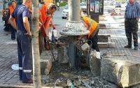 ДТП в центре столицы: пострадал водитель. ФОТО