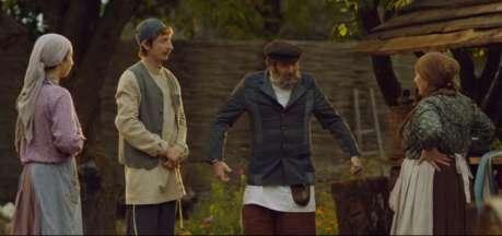 Первый украинский фильм, который пригласили на Золотой Глобус появился в интернете