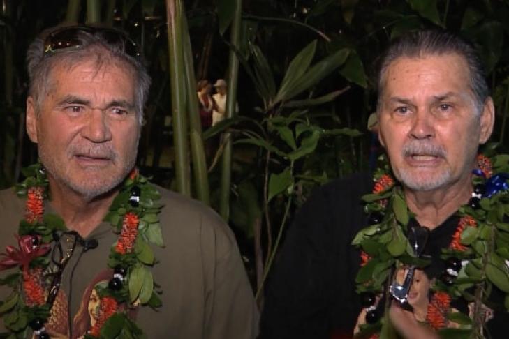 НаГавайях двое мужчин, которые дружат около 60 лет, оказались братьями