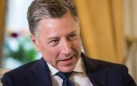 Украине нужна поддержка в виде смертоносного оружия, - Волкер