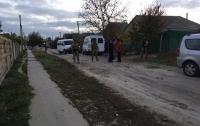 В Крыму схватили семью татар с беременной женщиной