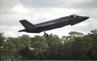 Впервые в истории разбился новейший истребитель F-35