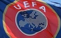 УЕФА показал новый логотип Лиги чемпионов