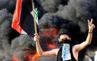 За два дня протестов в Ираке погибли десятки людей
