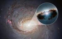 Радиотелескоп ALMA пролил свет на тонкости процессов влияния активных ядер на окружающие их галактики