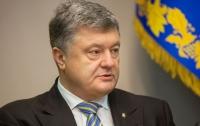 Порошенко сказал, что Минские соглашения принимались далеко от Минска