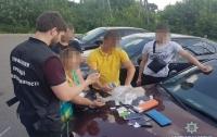 Пенсионерка с сообщниками торговала наркотиками в Киеве