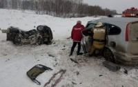 Масштабное ДТП в России: погибли шесть человек