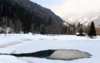 Тело пропавшего швейцарского туриста обнаружили в Альпах