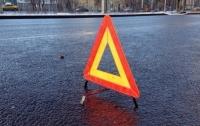 Таксист спровоцировал тройное ДТП в Киеве